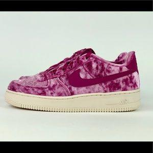Nike Shoes - Nike Air Force 1 LV8 GS Tea Berry/Bordeaux